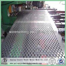 UAE Round Hole Perforated Sheets Manufacturer