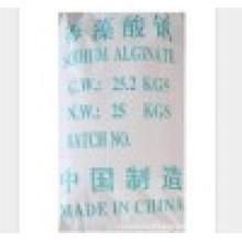 Alginate de sodium auxiliaire réactif
