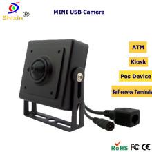 1MP Pinhole Sicherheit Gesichtserkennung IP Mini Kamera (IP-608HM-1M)