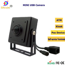 Caméra Mini IP 1.0MP 3.7mm (IP-608HM-1M)