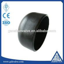Astm a234 wpb aço carbono sch40 tampa de extremidade pip fabricados na China