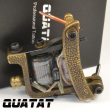 QUATAT Tattoo Artist handmade Professional Tattoo Machine shader 12 Wrap excellent quality
