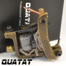 QUATAT татуировщик ручной Профессиональный машина татуировки Shader 12 обертывания отличном качестве