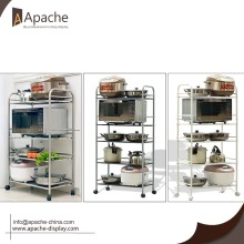 Wholesale Moveable metal rack kitchen stand kitchen shelf for promotion