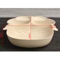 Детский набор столовой посуды Piggy Shape оптом