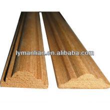 fabricant chinois de moulures en bois coniques