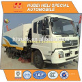New DONGFENG Tianjin 4x2 HLQ5160TSLD road sweeper truck good quality hot sale for sale