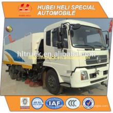 Neue DONGFENG Tianjin 4x2 HLQ5160TSLD Straße Kehrmaschine LKW gute Qualität heißer Verkauf für Verkauf