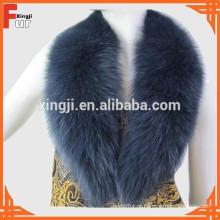 Preço razoável & Fashion Design Fox Fur Collar