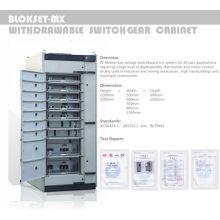 Unité de distribution wecome mns basse tension appareillage électrique