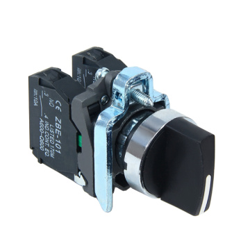 XB4-BD33 Select Switch Alça Curta