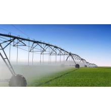 Automatic Lateral Move Irrigation with End Sprayer