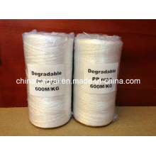 1000m/Kg White Muti-Purpose PP Packing Twine