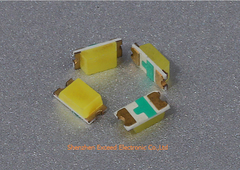 0603 SMD LED chip smd components