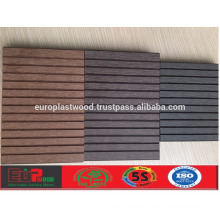 Weather resistant WPC decking