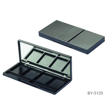 Elegant Matte 4Colors Eyeshadow Container