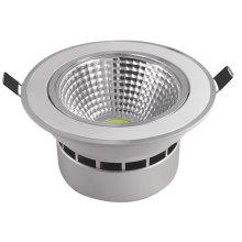 3W 220V quente branco COB LED teto lâmpada