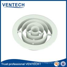 Новый тип Jet диффузор раунда круговой диффузор кольцо типа воздуха кондиционер воздуховодов