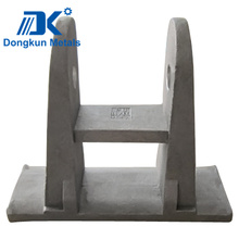 Aluminium Gravity Casting for Railway Parts
