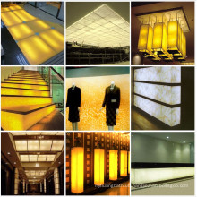 Middle Easy Royal Style Light Resin Translucent Wall Panels