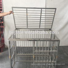 Direct Factory Sell Good Quality Stainless Steel Bar Dog Cage