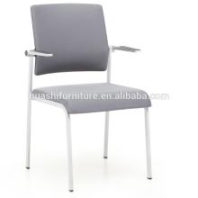 T-082SH-F chaise de conférence empilable avec roues
