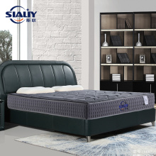 Grey latex Memory foam mattress