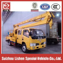 14m Height Dongfeng Aerial Platform lifting truck