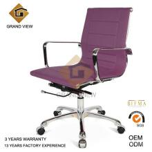 Aeroporto de roxo visitante cadeira de escritorio (GV-OC-L132)