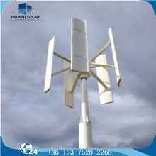 DELIGHT Multiple-Blade Vertical Wind Generator