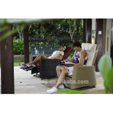 Hot sale Outdoor All Weather chaise longue