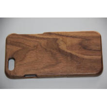 Venta al por mayor Moble Phone Wooden Shell Cover
