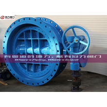 Wcb Ductile Iron Stainless Steel Triple Offset Butterfly Valve