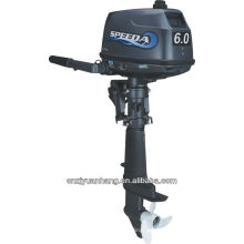 2-stroke 6hp marine outboard engine for boats