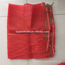 Vegetable packaging mesh bag & PP tubular mesh& woven bag