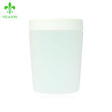 China garrafa de creme de plástico em branco frasco de loção fábrica de PEAD
