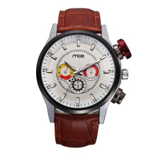 casual machine own logo branded box mechanical wrist watch