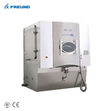 pharmaceutical automatic sugar tablet film coating machine with cip