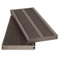 Roof terrace anti-UV outdoor wpc decking plank