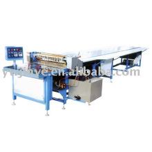 Automatic paper paste machine