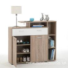 Удивительный дизайн обуви шкаф (HF-EY08141)