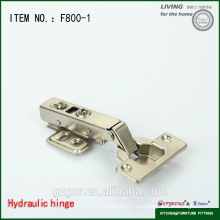 Bisagra hidráulica barata para puerta de armario
