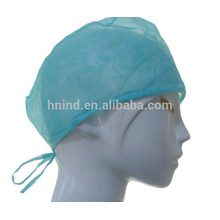 Made in China Einmalige Non Woven Chirurgische Cap