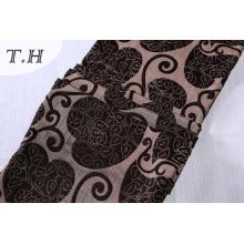 Tissu chenille pour la conception de tapisserie d'ameublement pour des couvertures de siège et de chaise