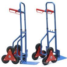 Chariot à main escamotable à six roues de style escamotable