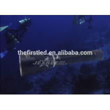 Interruptor magnético recarregável profissional led mergulho lanterna