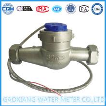 DN32mm Нержавеющая сталь 304 Multi Jet Dry Dial Water Meter