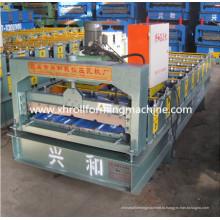 Полностью автоматическая профилегибочная машина для производства стеновых панелей (XH900)