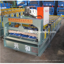 Steel Sheet Metal Roll Forming Machine
