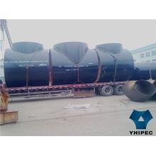 Camiseta de montaje de tubería de acero al carbono Q234b con CE